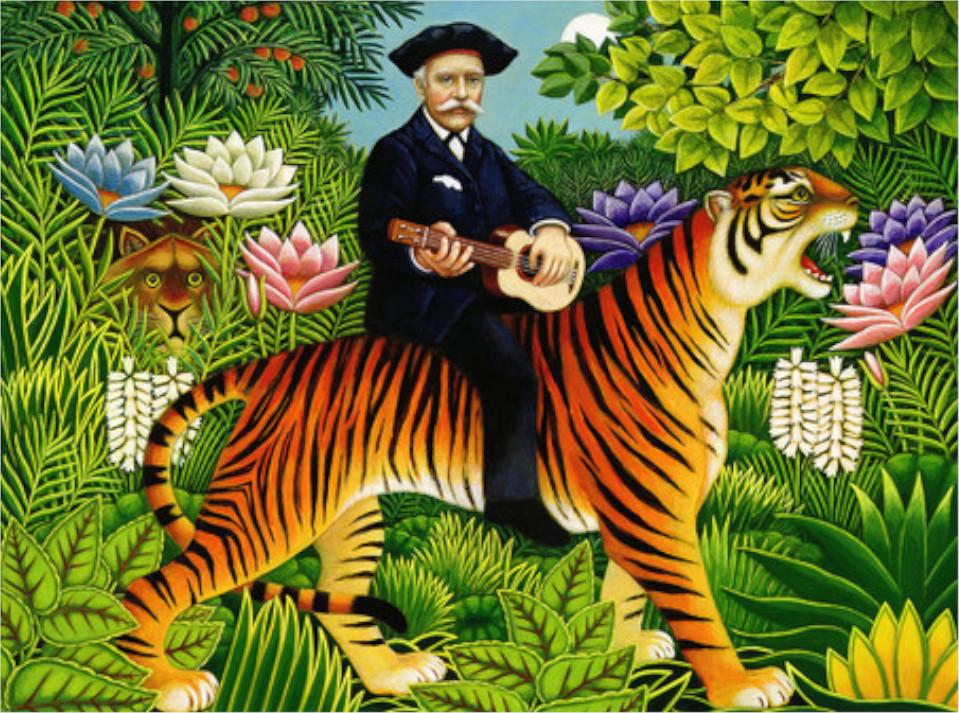 On a enfourché le tigre, monsieur!